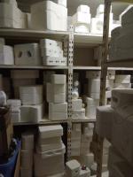 Foto 5 Keramikgießformen ca1500 Stück Gießformen für Flüssigton oder Keramik