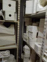Foto 6 Keramikgießformen ca1500 Stück Gießformen für Flüssigton oder Keramik