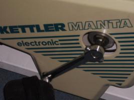 Foto 3 Kettler Ergometer MANTA electronic   gebraucht