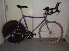 Kildemoes-Tria-Rad 28 Zoll aus leichtem Stahl