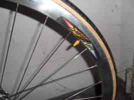 Foto 3 Kildemoes-Tria-Rad 28 Zoll aus leichtem Stahl