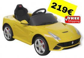 Kinder Auto Ferrari elektrisch 219€ versandkostenfrei