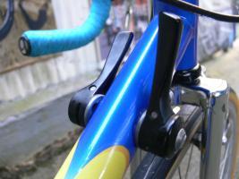Foto 14 Kinder - Straßenrennrad von PEUGEOT ,12 Gang - Kette von SIMPLEX