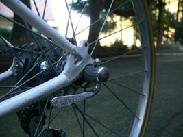 Foto 22 Kinder - Straßenrennrad von PEUGEOT ,12 Gang - Kette von SIMPLEX