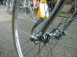 Foto 23 Kinder - Straßenrennrad von PEUGEOT ,12 Gang - Kette von SIMPLEX