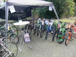 Foto 27 Kinder - Straßenrennrad von PEUGEOT ,12 Gang - Kette von SIMPLEX