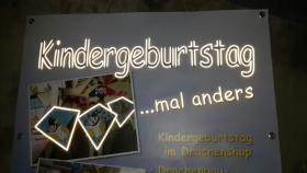 Foto 11 Kindergeburtstag Mülheim Bottrop Party als Drachenbastel Event Workshop in Essen Werden Düsseldorf Bottrop Oberhausen Nrw