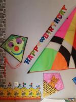 Foto 4 Kindergeburtstag Mülheim Party als Drachenbastel Event Workshop in Essen Werden Düsseldorf Oberhausen Nrw