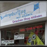 Foto 5 Kindergeburtstag Mülheim Party als Drachenbastel Event Workshop in Nrw