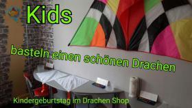 Foto 10 Kindergeburtstag Mülheim Party als Drachenbastel Event Workshop in Nrw