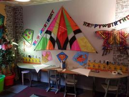 Foto 2 Kindergeburtstag Party als Drachenbastel Event Workshop in Nrw