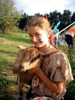 Foto 5 Kinderland-Schorfheide Klassenfahrten, Erlebnisferien, Reiterferien, Indianerferien