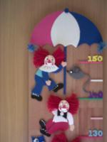 Foto 3 Kindermesslatte