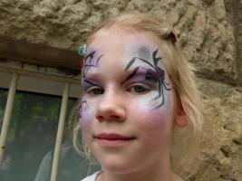 Foto 8 Kinderschminken professionell