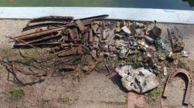 Foto 5 Kinderspielplätze vom gefährlichem Metallschrott befreien