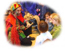 Kindertheater ''Der Weihnachtsdrache ist los''