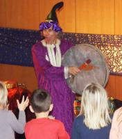 Foto 2 Kindertheater ''Der Weihnachtsdrache ist los''