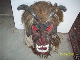 Klappmaul Maske