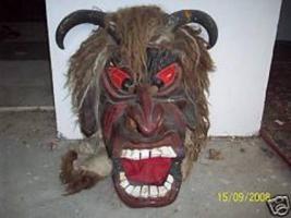 Foto 2 Klappmaul Maske