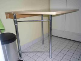 Klapptisch (ideal zum Beispiel für kleine Küchen) in Bad Vilbel ...