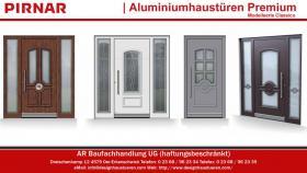 Foto 3 Klassische Aluminiumhaustüren Haustüren Eingangstüren