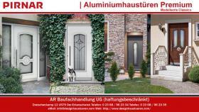 Foto 5 Klassische Aluminiumhaustüren Haustüren Eingangstüren