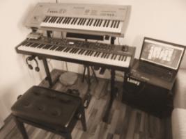 Studio zu Hause