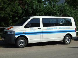 Kleinbusverleih / Busverleih bzw. 9-Sitzer-Verleih