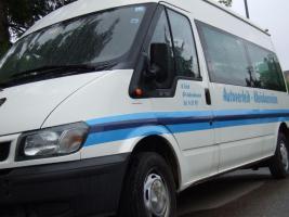Kleinbusverleih - Busverleih - Kleinbusvermietung