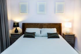 Kleines 1-Zimmer Apartment Liebesnest in Paderborn für Tagesgäste