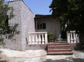 Kleines .Ferienhaus  für 2 Pers.,400 m zum  Sandstrand, imax.2 Pers., Apulien, San Pietro in Bevagna
