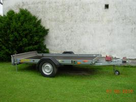 Kleinfahrzeugtransporter für PKW