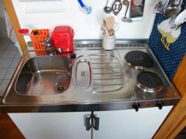 Foto 2 Kleinküche, Single-Küche