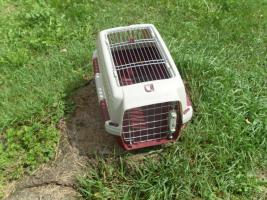 Kleintier-Transportbox zu verkaufen
