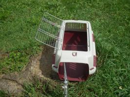 Foto 3 Kleintier-Transportbox zu verkaufen