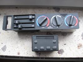 Klimabedienteil BMW E 34
