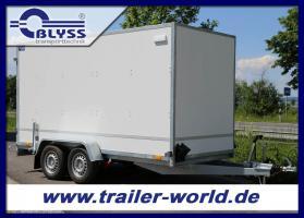Kofferanhänger Blyss 2000kgGG 358x146x180cm