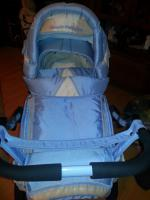 Foto 2 Kombi-Kinderwagen.Babyschale, laufgitter, Hochstuhl