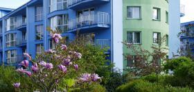 Foto 3 Komfortable Appartaments an der polnische Ostseekueste  mit Balkon und Kochnische