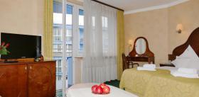 Foto 5 Komfortable Appartaments an der polnische Ostseekueste  mit Balkon und Kochnische