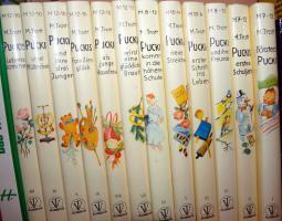 Komplett-Sammlung ''Pucki''  von Magda Trott zu verkaufen