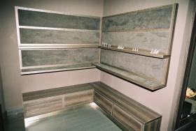 Foto 2 Komplette exclusive Ladeneinrichtung (50-70 qm) für elegante high-price-Ware NEU