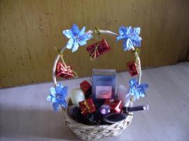 Kosmetik Geschenkkorb 9 Teile neu