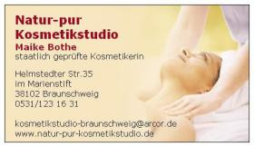 Kosmetikbehandlung Kosmetikstudio Braunschweig