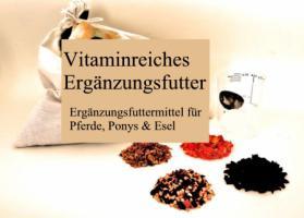 Kräuterfutter Pferde - Vitaminfutter