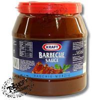 Kraft Foods BBQ Barbecue Sauce Rauchig Wuerzig Salsa Souce 2L