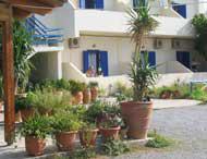Kreta Urlaub in Flisvos kleines Hotel am Meer