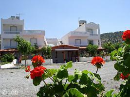 Kreta - Ferienwohnungen ''Private Sun'' im Fischerdorf Mochlos
