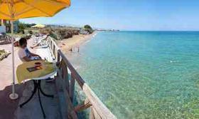 Foto 9 Kreta - Hotel am Strand bei Rethymnon