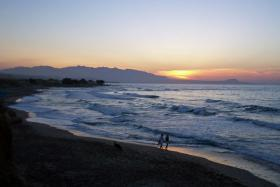 Foto 10 Kreta - Hotel am Strand bei Rethymnon